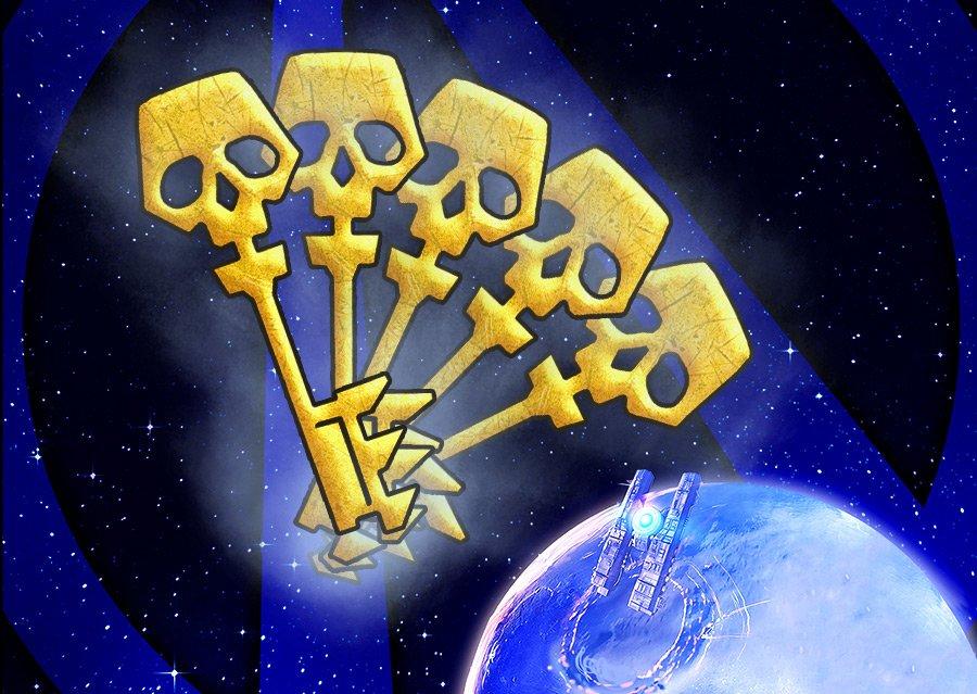 borderlands golden key cheat
