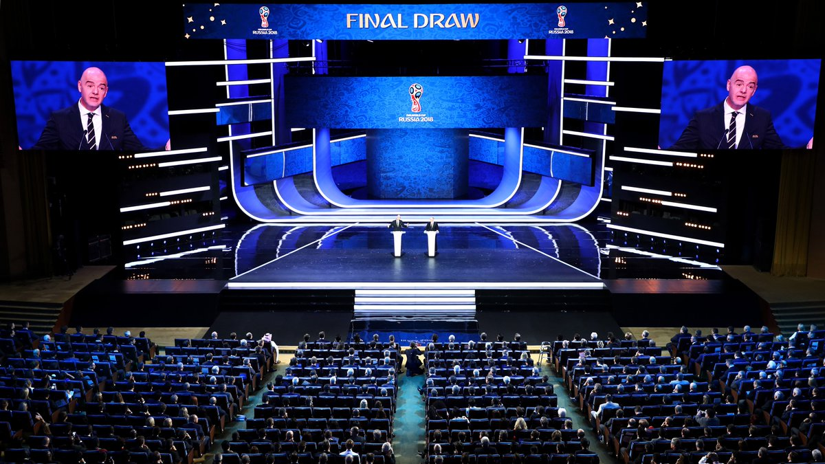 Super Eagles have drawn Argentina once again in the World Cup. The two countries once met in 1994 World Cup. They will meet again in Russia next year.