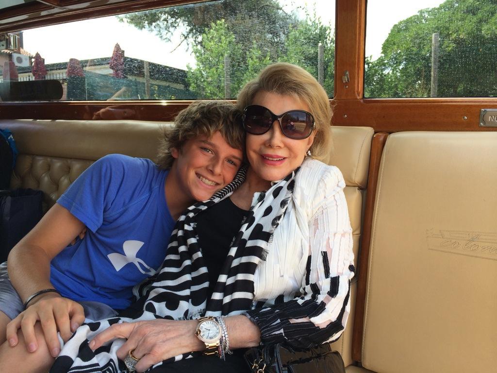 Happy 17th birthday to Joan's grandson, Cooper! https://t.co/7fnFnXf6ak