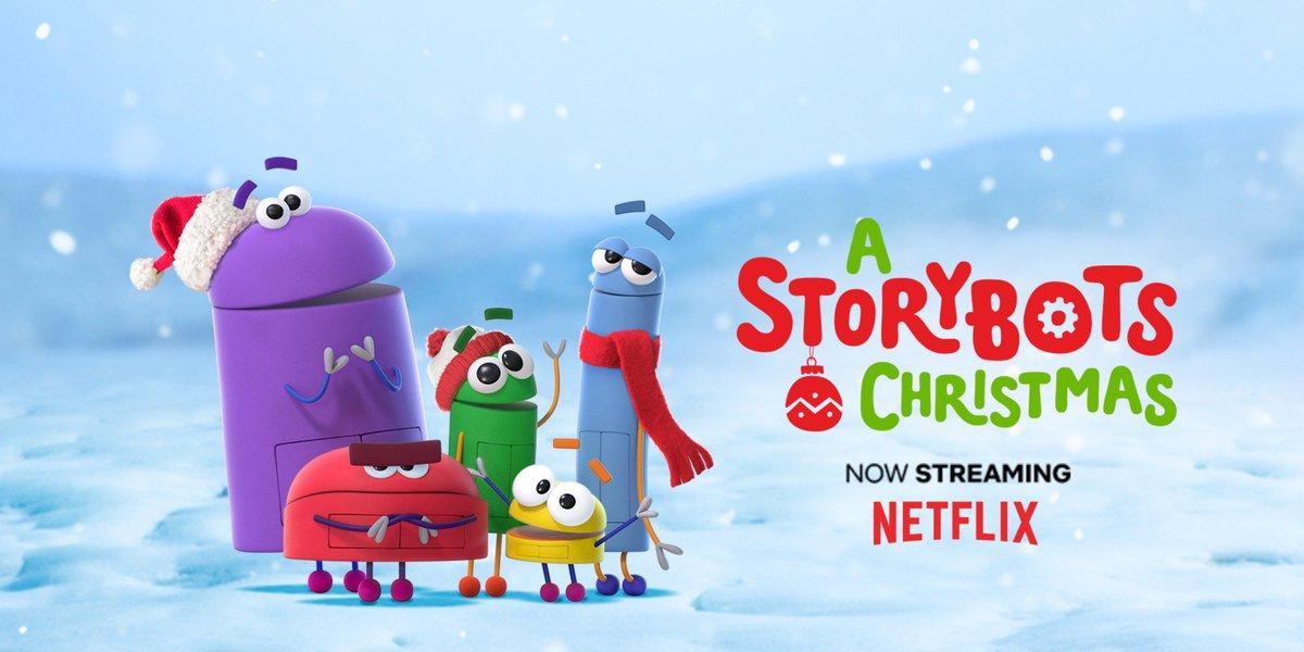فيلم A StoryBots Christmas 2017 مترجم HD