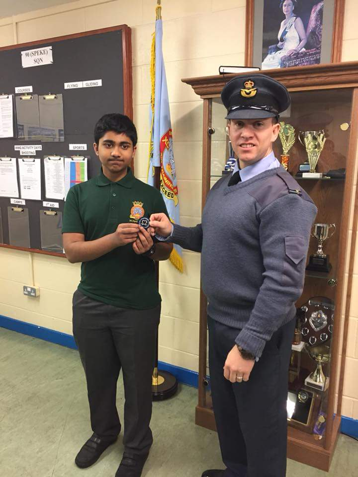 7F 90 RAF Air Cadets Liverpool On Twitter 90 Had More Awards