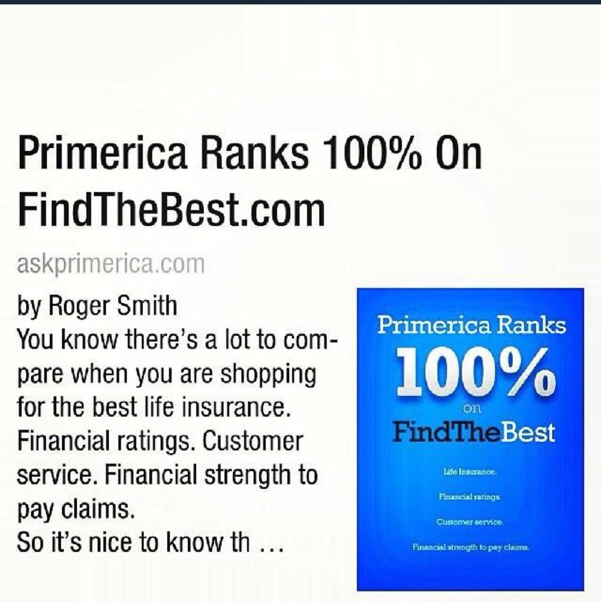 Primerica Life Insurance Quotes Best Of Shopping For Life Insurance Quotes