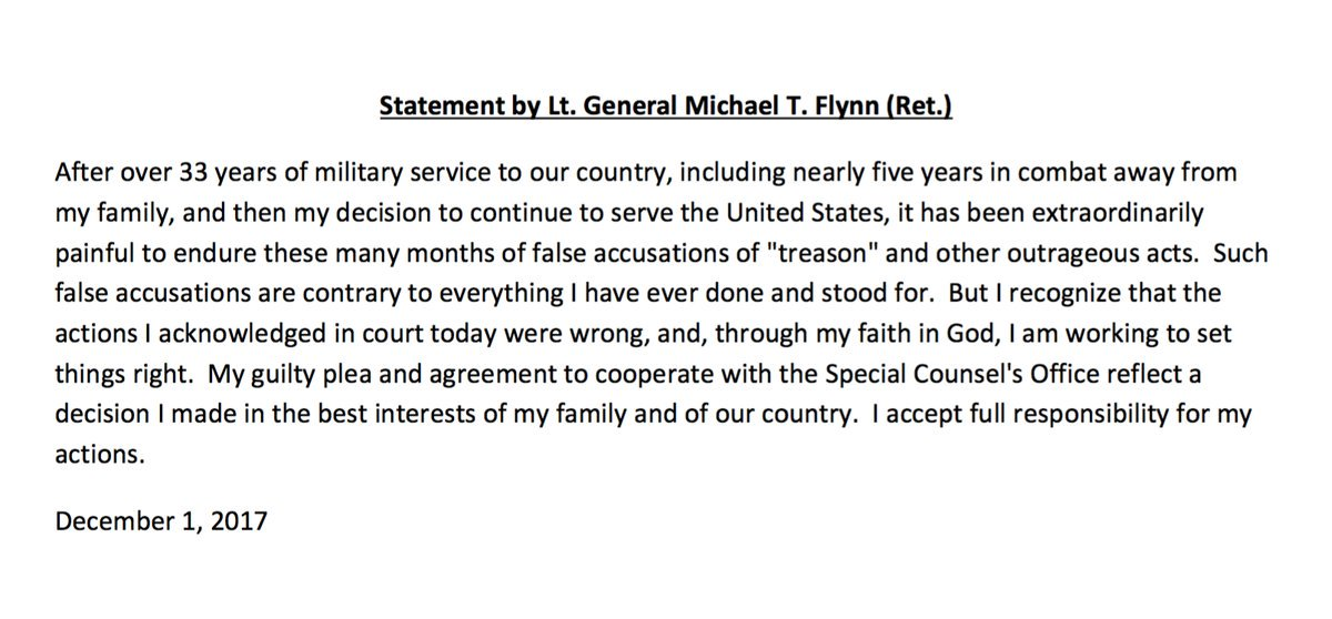 Trump Told Michael Flynn To Make Contact With The Russians Abc News