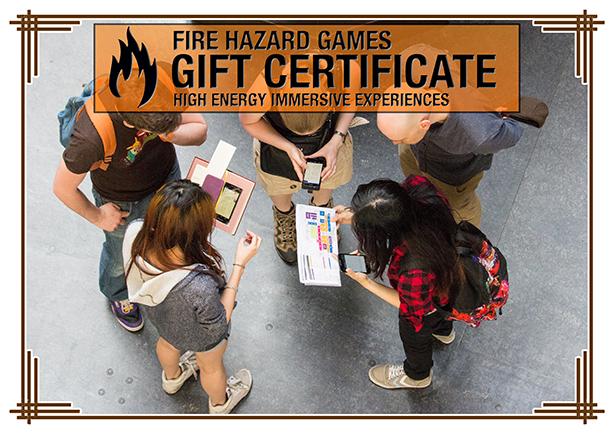 games 2017 gift hazard