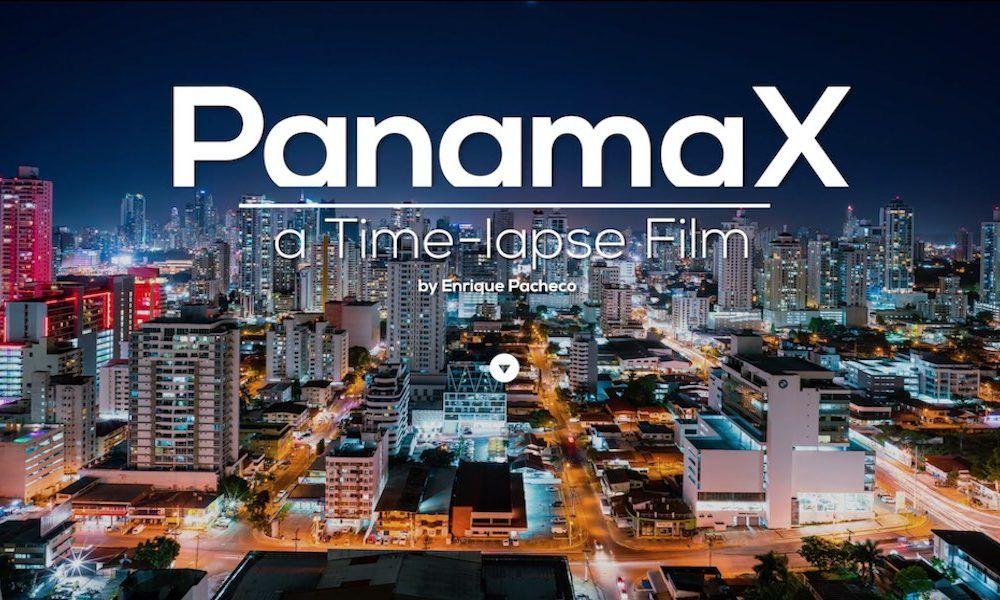 Vista futuristica di #Panama City, in un #timelapse di Enrique Pacheco buff.ly/2AyqKSE @EnriquePacheco_