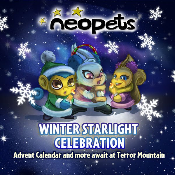 Neopets On Twitter Start The Winter Festivities By Unwrapping Your