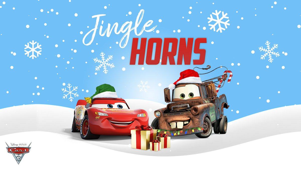 Disney Cars Christmas Clipart.Disney Pixar S Cars On Twitter Oh What Fun It Is To Drive