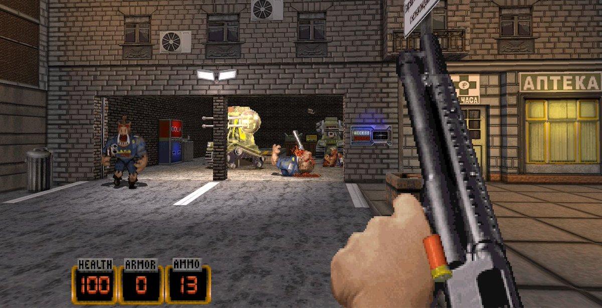 """Duke Nukem on Twitter: """"Hail to the King! Duke Nukem 3D: 20th ..."""
