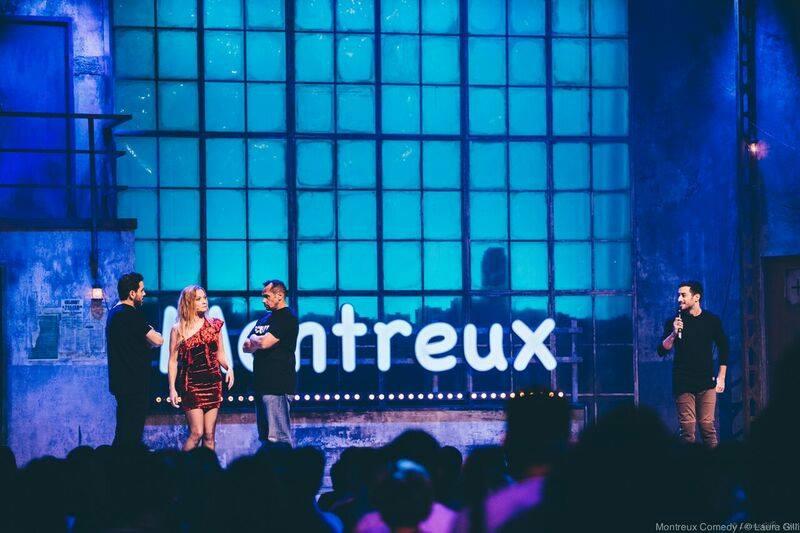 RT @cvigneaux: Merci au @MontreuxComedy Festival, à toute l'équipe et au public pour l'accueil hier soir ! 👑 https://t.co/yEXPiJ27dp