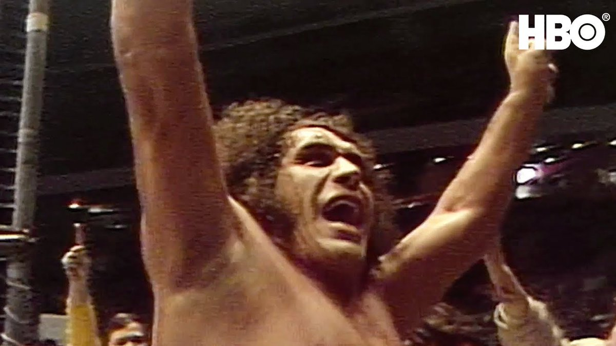 The first teaser for @HBO and @WWE's #AndretheGiant documentary is live. Coming spring 2018! https://t.co/I5cyBCpth1