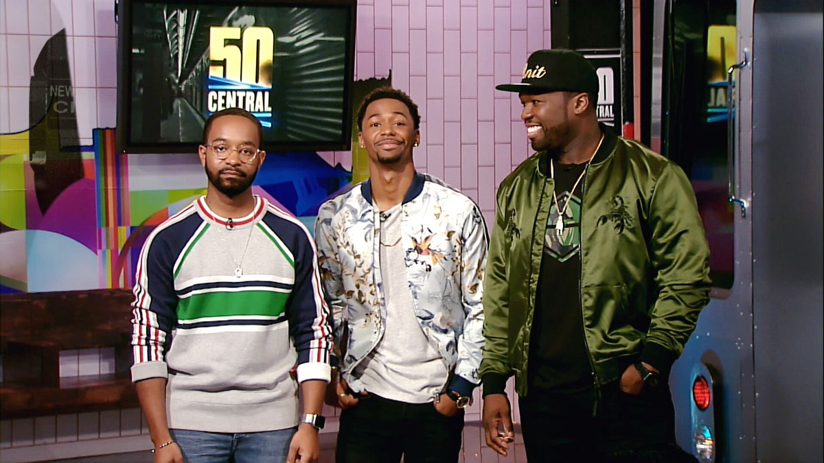 New Episode of #50CentralBET tonight at 10:30 pm est 🔥🔥🔥