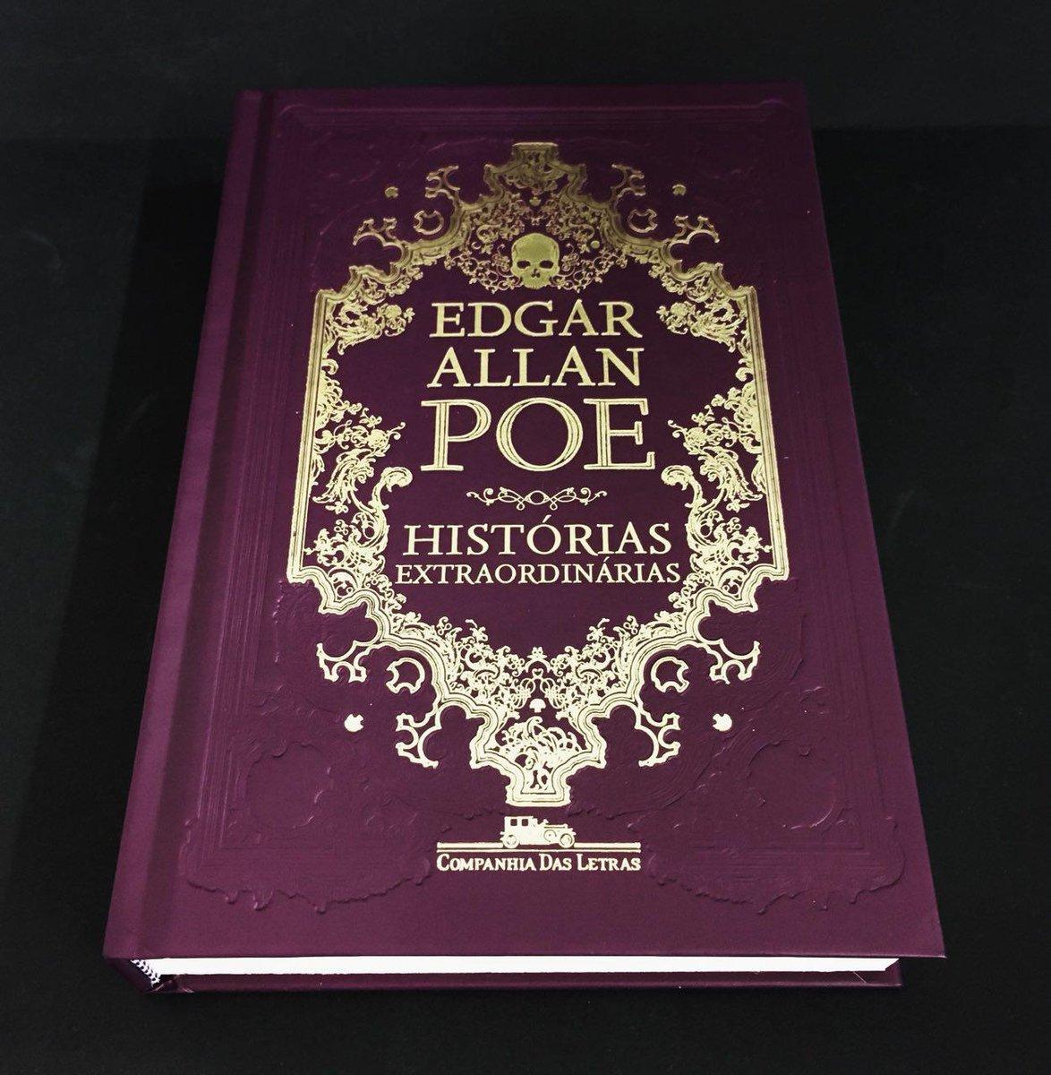 """Companhia das Letras on Twitter: """"A nova edição de """"Histórias ..."""