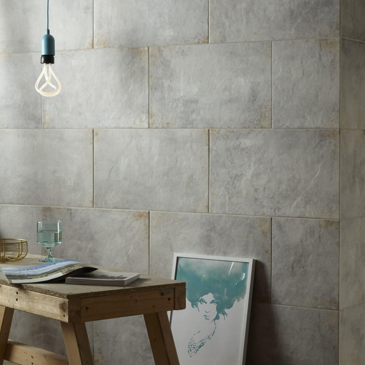 British ceramic tile bctspec twitter be on trend with hd galvanised this new tile in our range will add sophistication to any contemporary interior contact us for further information dailygadgetfo Image collections