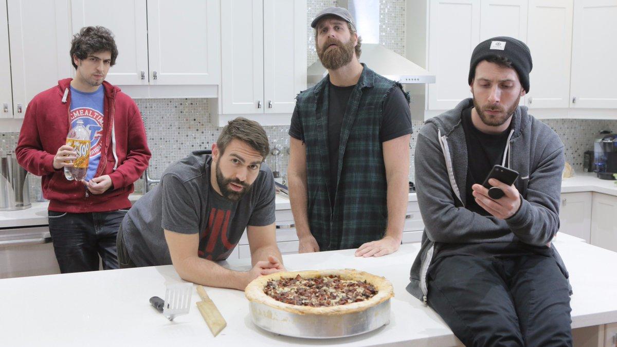 Boyz in the kitchen