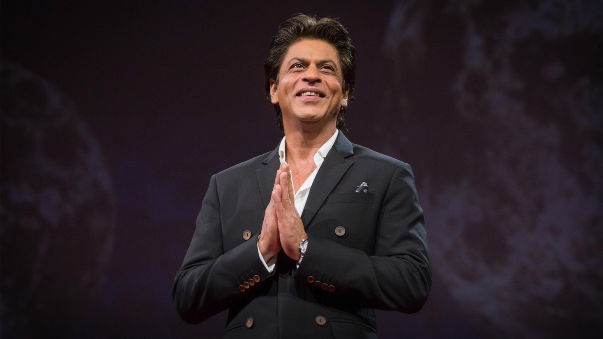 Shah Rukh Khan: What fame has taught me about humanity. https://t.co/Ixdy8Em8uw @iamsrk @StarPlus