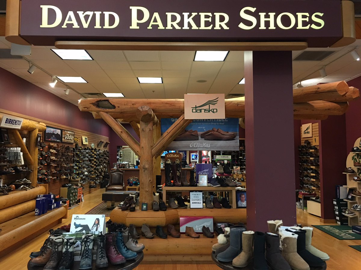 Dover Mall Shoe Stores