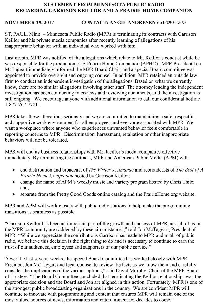 MPR News on Twitter: