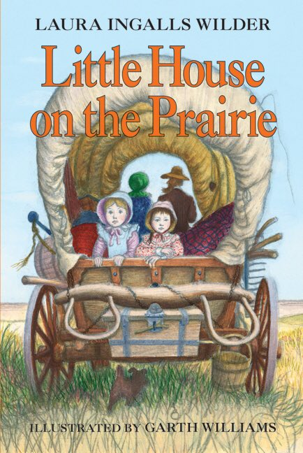 Little House On The Prairie Authoru0027s Name Removed From Award Over  U0027stereotypical Attitudesu0027