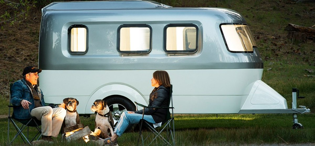 Airstream On Twitter It S Sophisticated It Has High End