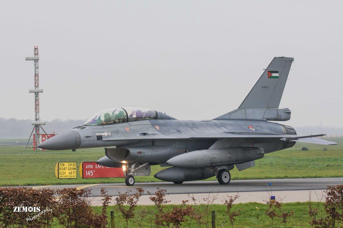 سلاح الجو الاردني يبدأ بتسلم الدفعه الاولى من مقاتلات أف-16 من هولندا - صفحة 2 DP0mr7lWAAEwlg3