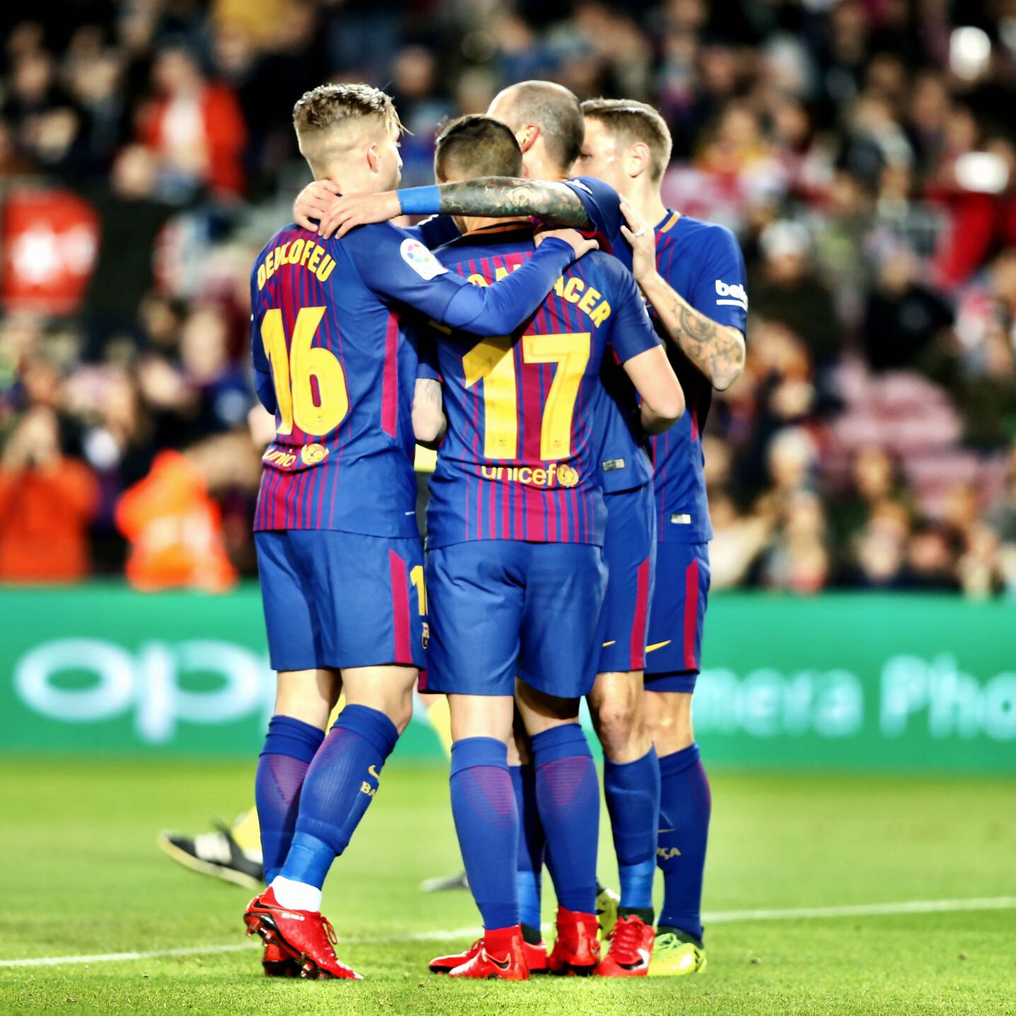 Barcelona vs Murcia Highlights