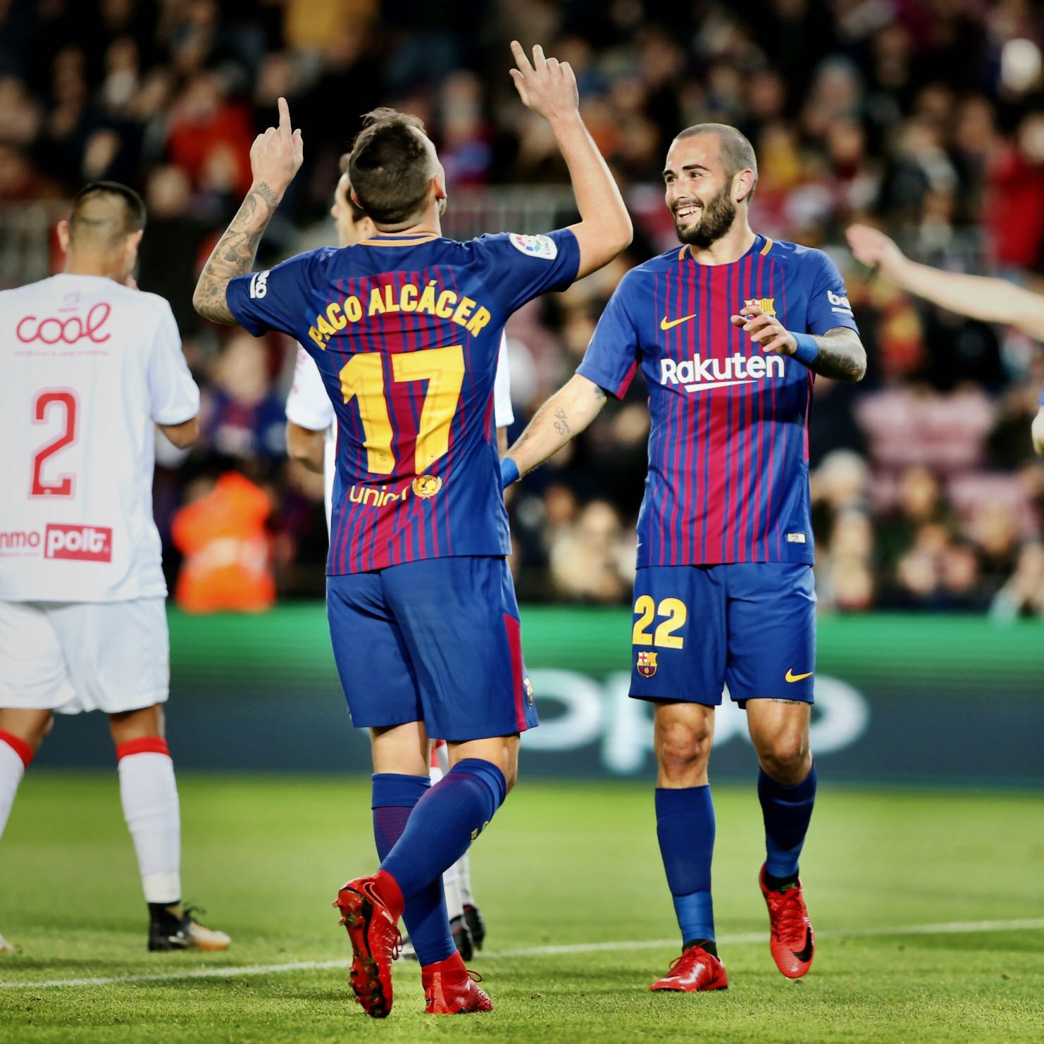 Barcelona 5-0 Real Murcia Highlights