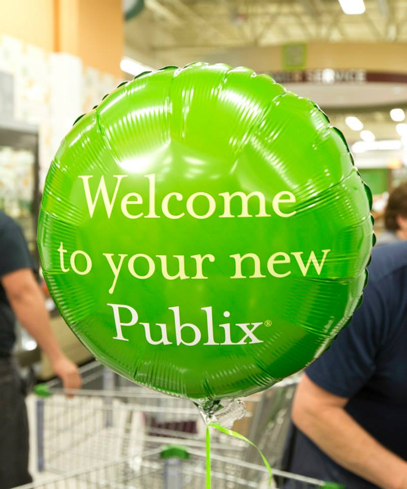 publix warehouse selector