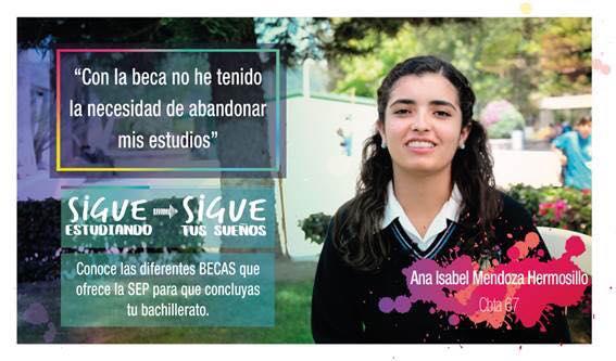 ¡No abandones los estudios! Entra y entérate de está beca.  #Becas #FundaciónEscalera