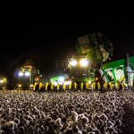 盛り上がってるサマフェスと思っていたら、綿の収穫でした。 pic.twitter.com/KoXgL…