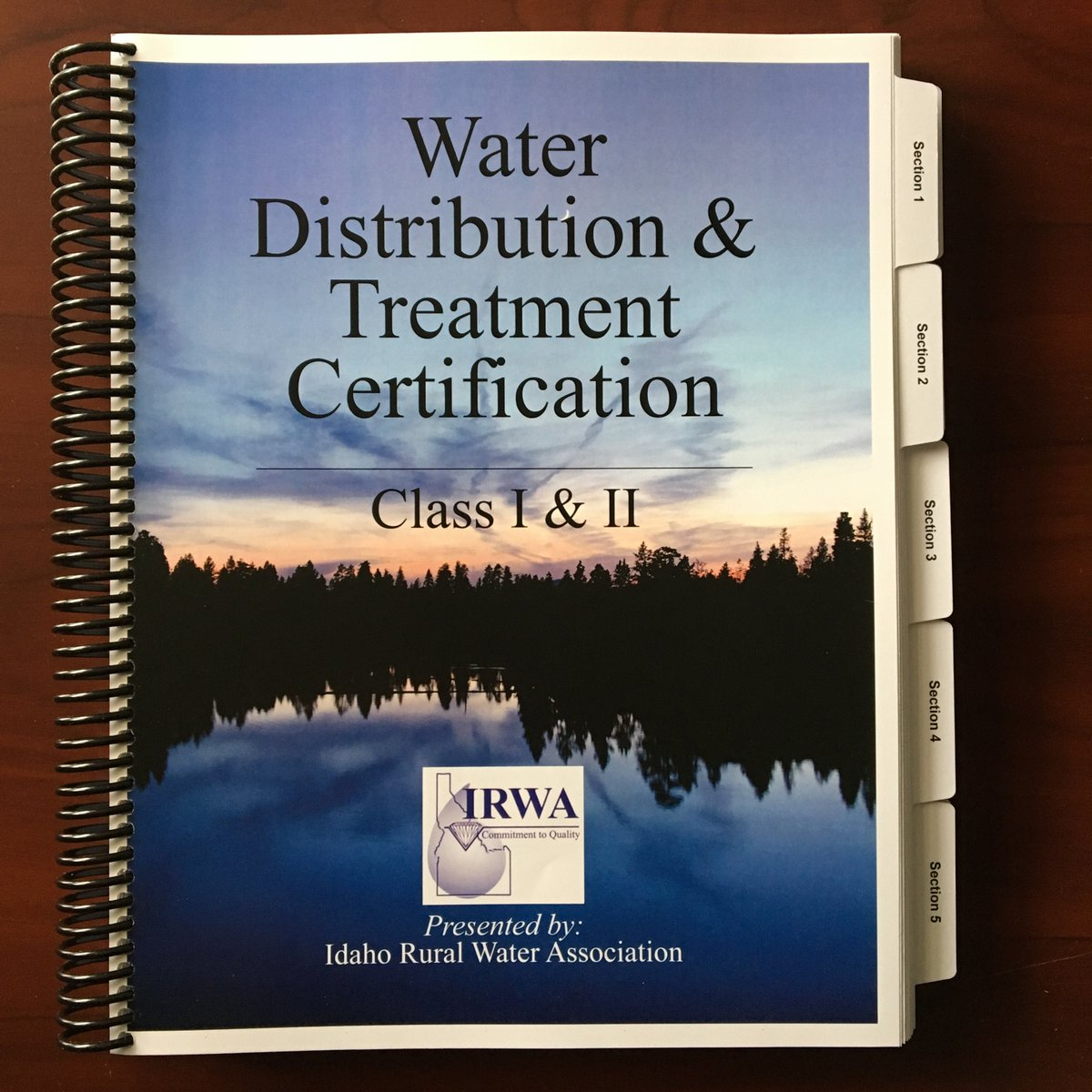 Idaho rural water idahoruralwater twitter copies of the book are for sale for 40 available through irwa to purchase a copy of this review book please contact the irwa office at xflitez Choice Image