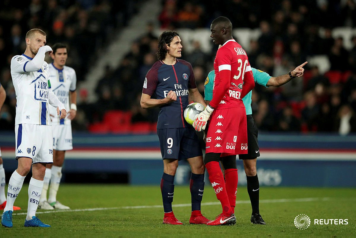 PSG 2-0 Troyes Highlights