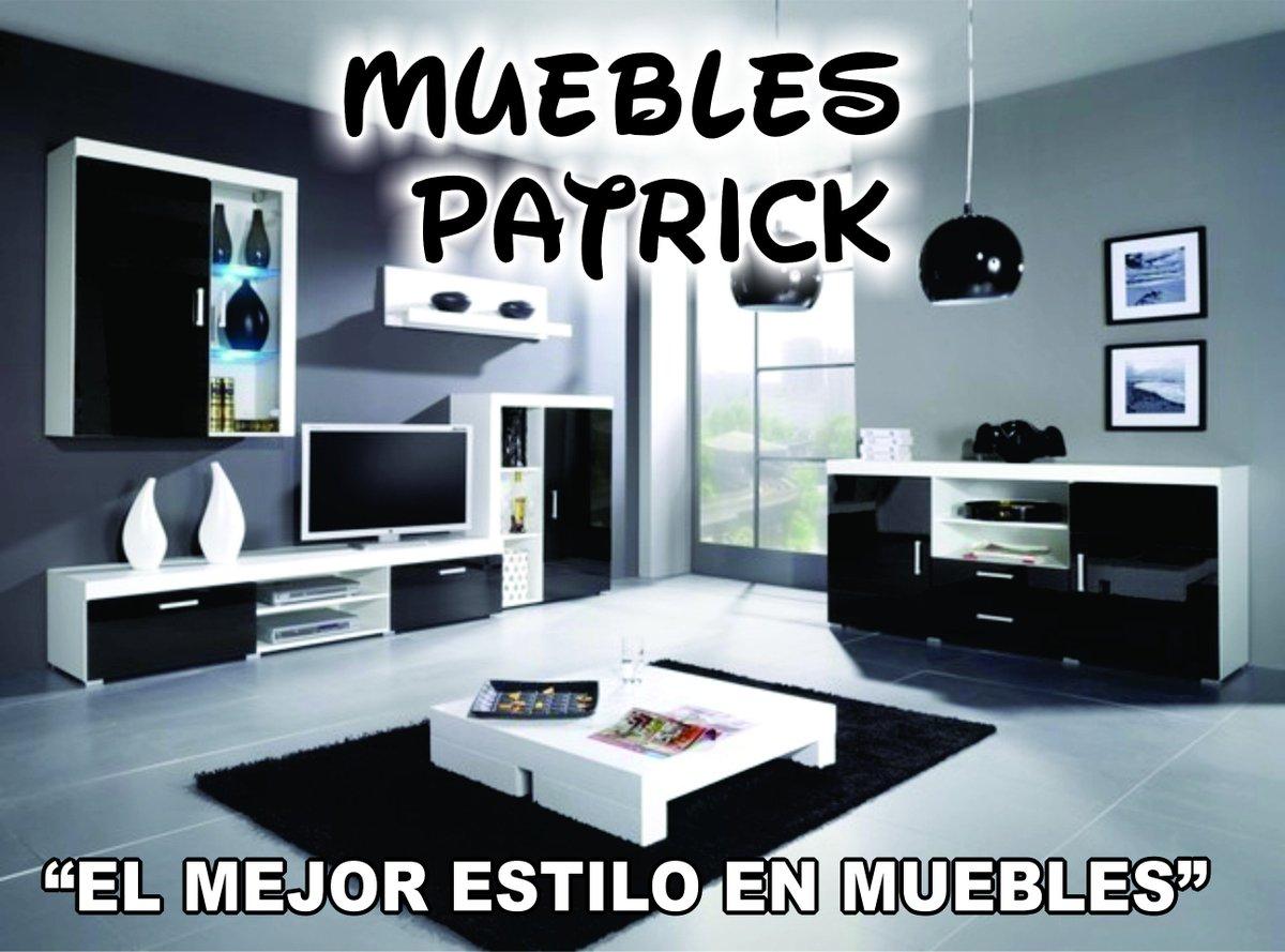 Muebles Patrick Mueblespatrick Twitter # Muebles Gustavo