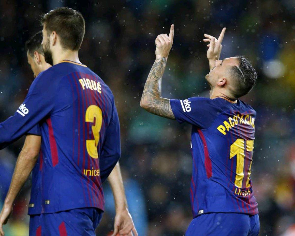 Copa del Rey | Barcelona, sin Messi, selló su pase a octavos