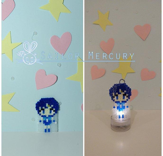 Lapin Tetu On Twitter Sailor Mercury Myfavouritenerd