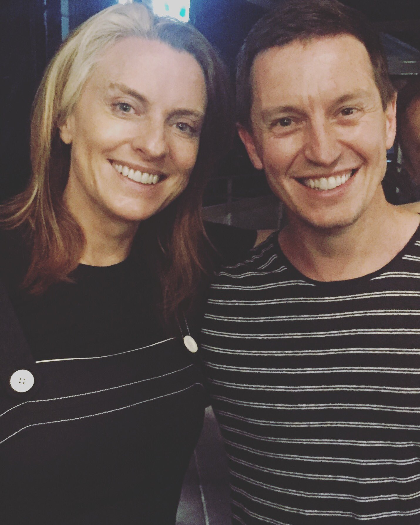 RT @Rove: Had a ball getting to share the standup stage with @gretelkilleen last night. Old school fun. https://t.co/qNUDawlJT3