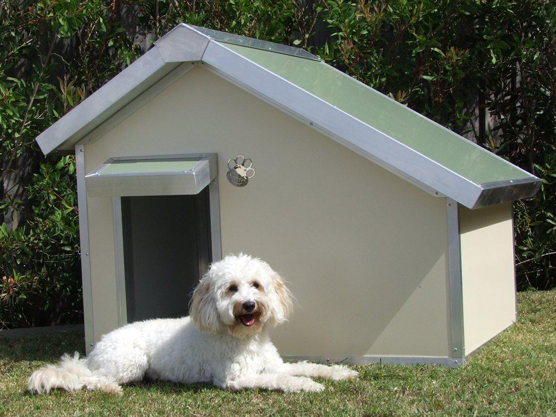 beautiful dog house added australian dog lover ozdoglover