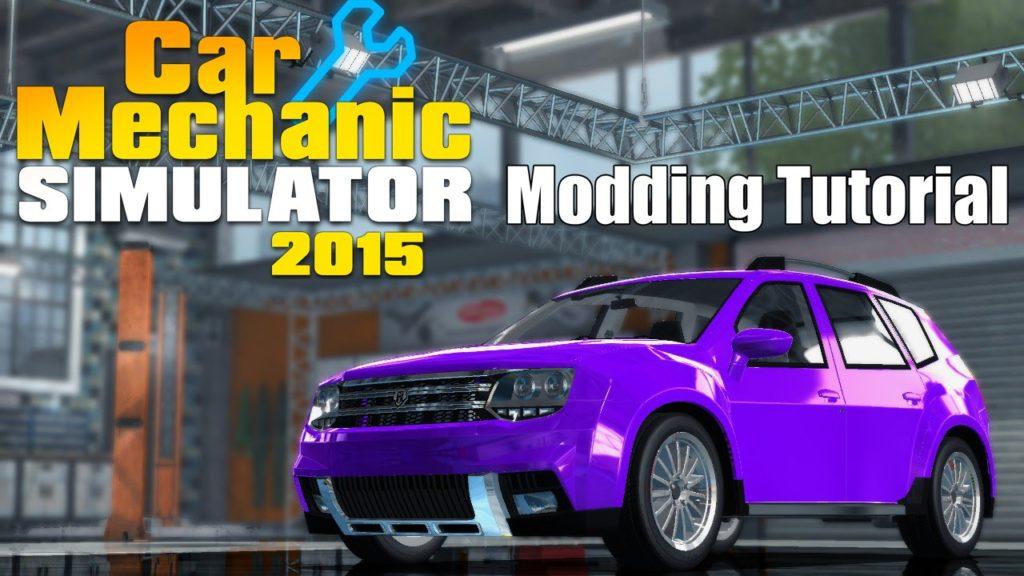 Moddingtutorials On Twitter Car Mechanic Simulator 2015 Game