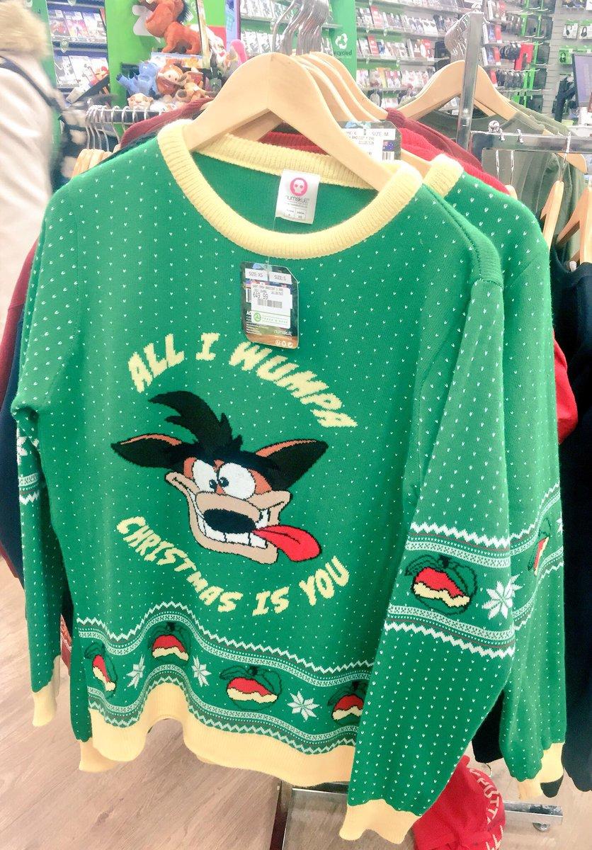 Crash Bandicoot Christmas.Justine Stafford On Twitter It S A Crash Bandicoot