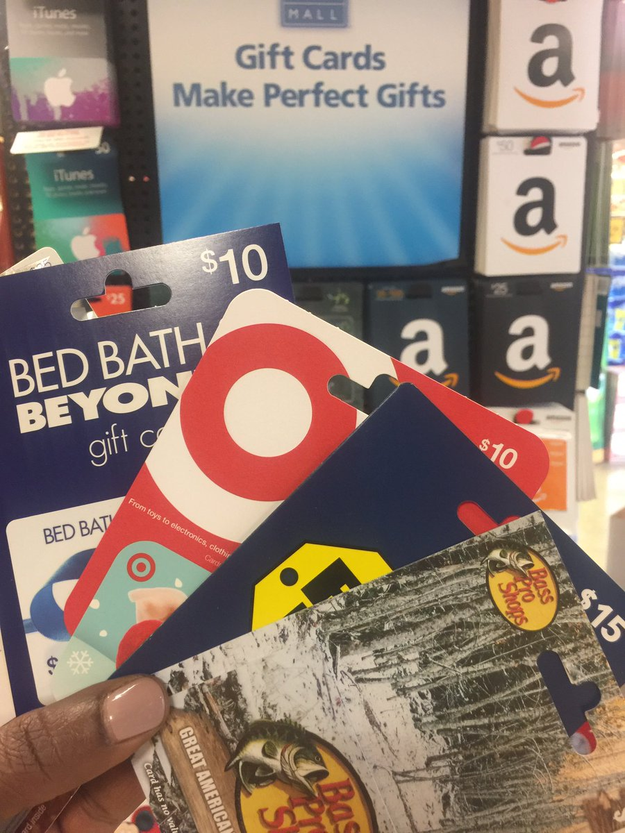 Linda Fox 10 On Twitter Wow Gift Cards Galore This Holiday Season