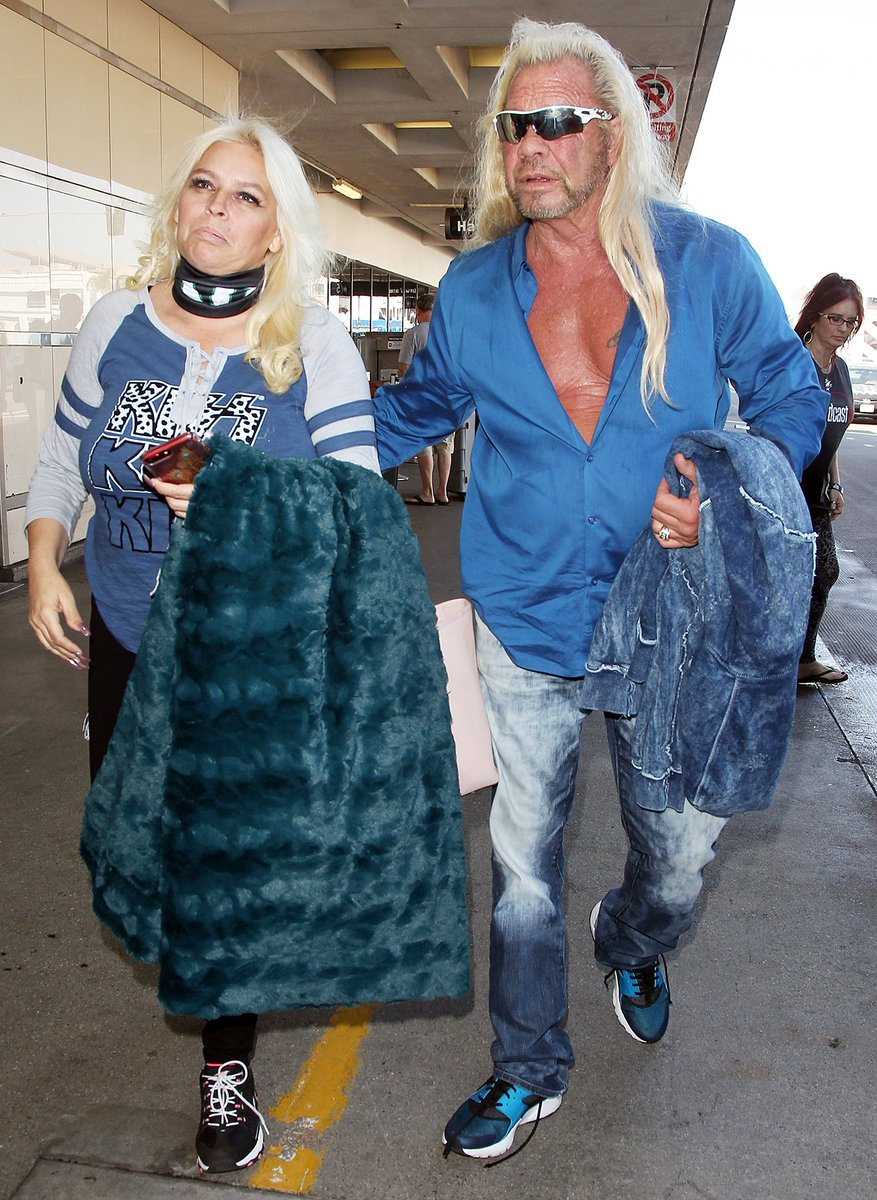 Dog the Bounty Hunter Gives Update on Wife's Health ...