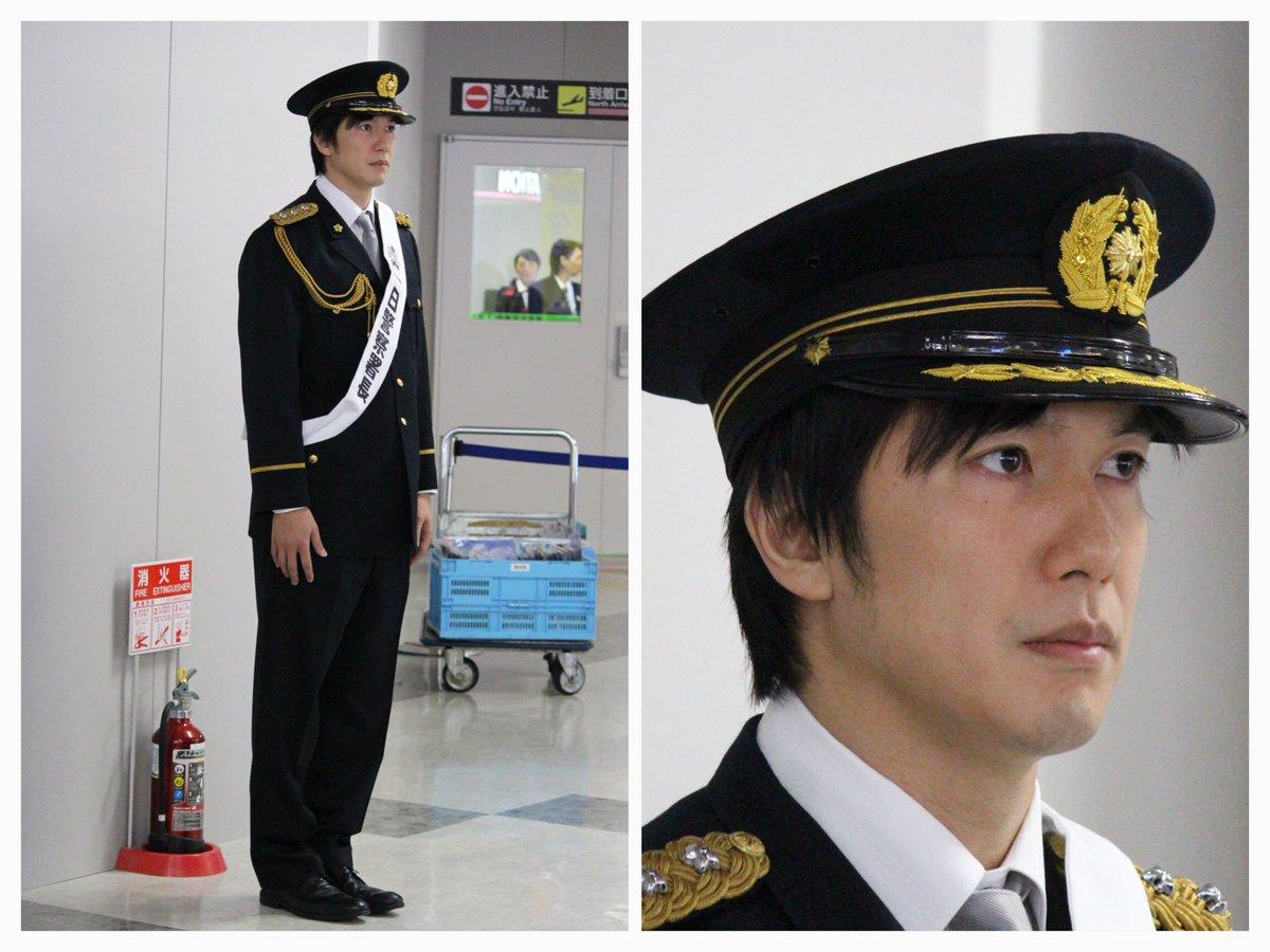 結婚 式 警察官 イケメン