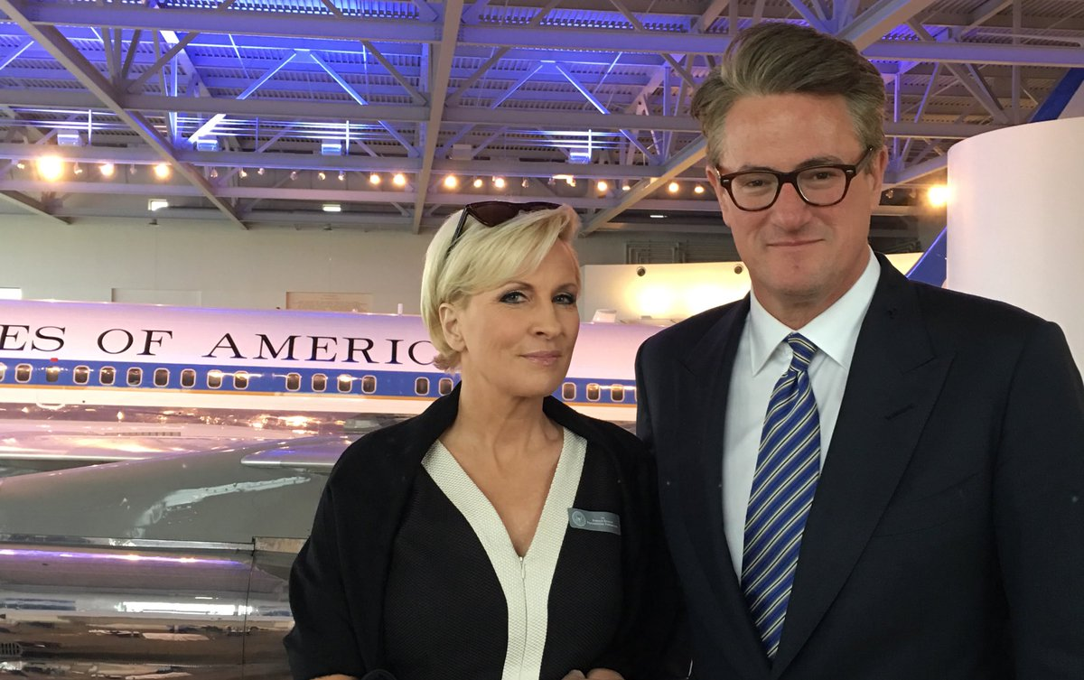 Much to talk about tomorrow morning at 6am. The president is unmoored, tweeting fake racist videos, mumbling in private about conspiracy theories and bumbling toward a nuclear showdown.  A packed Morning Joe tomorrow!