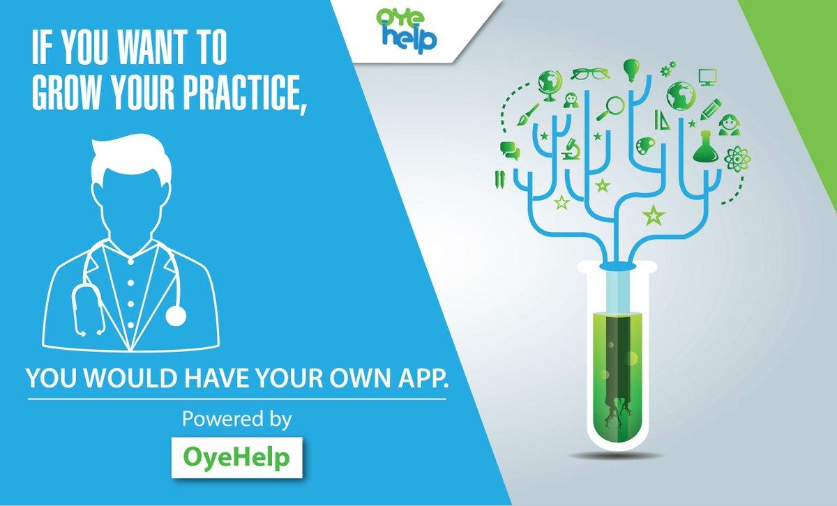 If You Want To Grow Your Practice... https://goo.gl/rp2UbZ       #OyeHelp