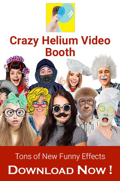 Image of: Youtube Crazy Helium Video Booth Funniest App On Appstore Download Now For Free Httpsitunesapplecomappcrazyheliumvoicechangerfunid652148051mtu003d8 u2026 270011uucom Streaming And Download All Videos Anywhere Appkruti Solutions appviralvideo Twitter