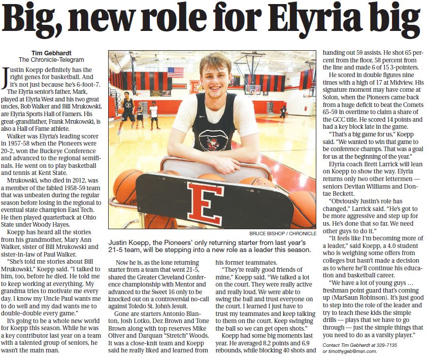 Elyria Athletics (@ElyriaAthletics)