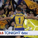 Four years on, Parramatta's favourite son returns… @Danny_Weidler is LIVE for @9NewsSyd.