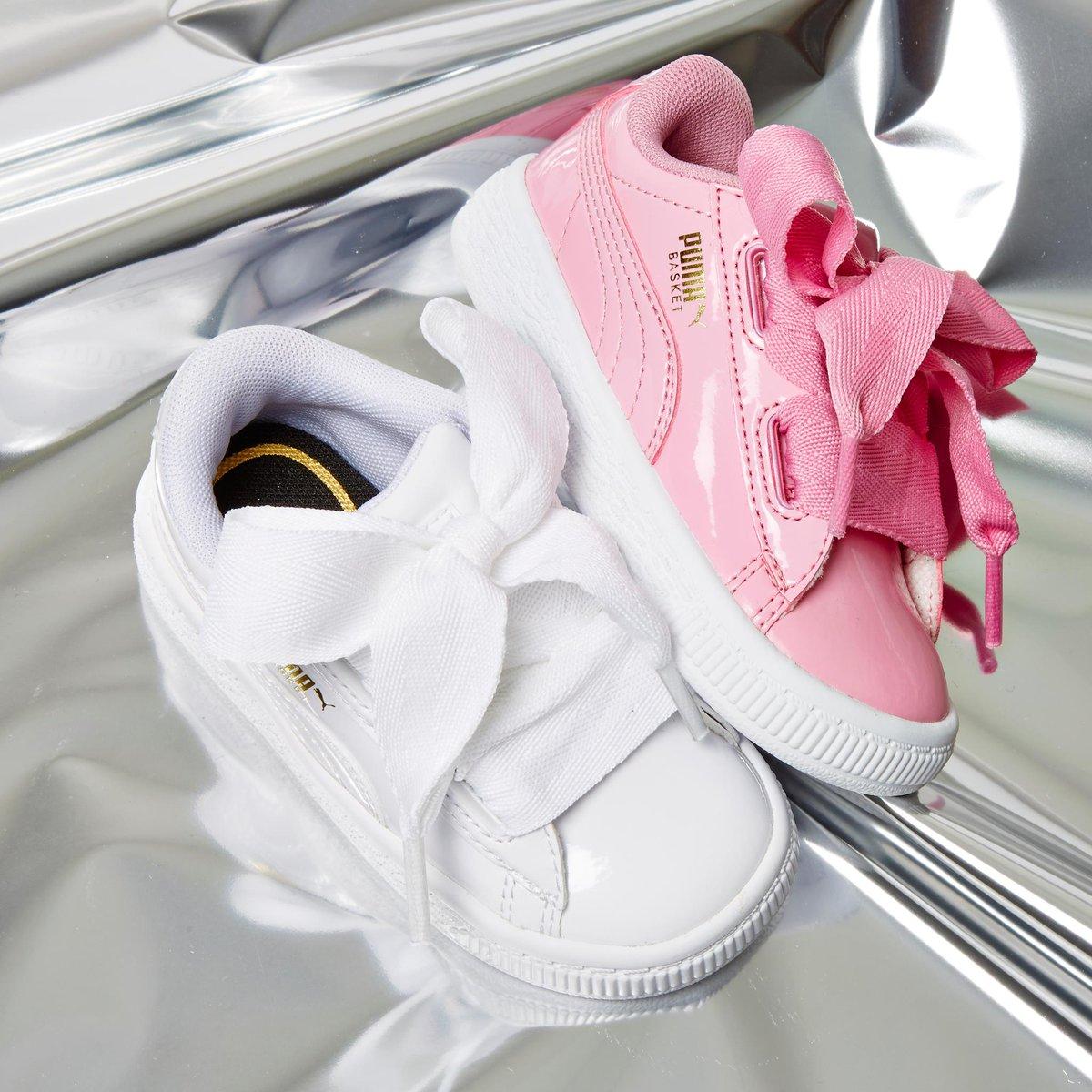 PUMA Infant Basket Heart