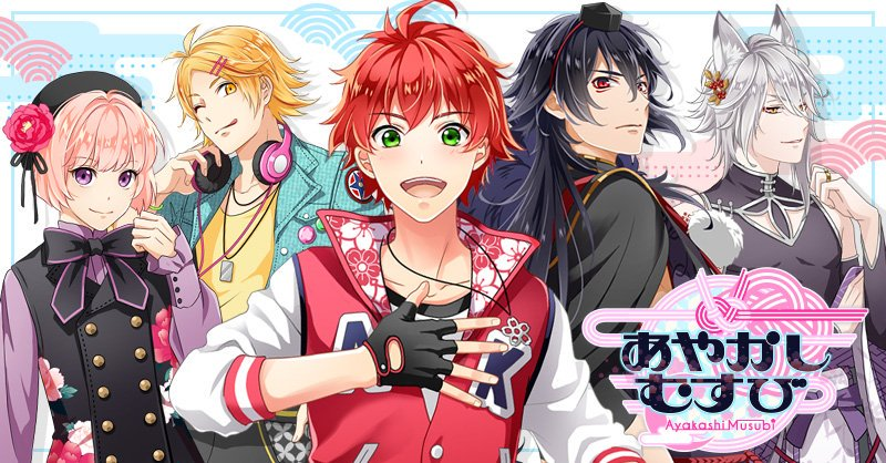 Otome mobile RPG Ayakashi Musubi revealed all Yokai boys and gameplay  https:// en-news.qoo-app.com/22045/  &nbsp;   #あやむす #ayamusu #otome #otomegame #MobileGame<br>http://pic.twitter.com/6B04ImTj6Q