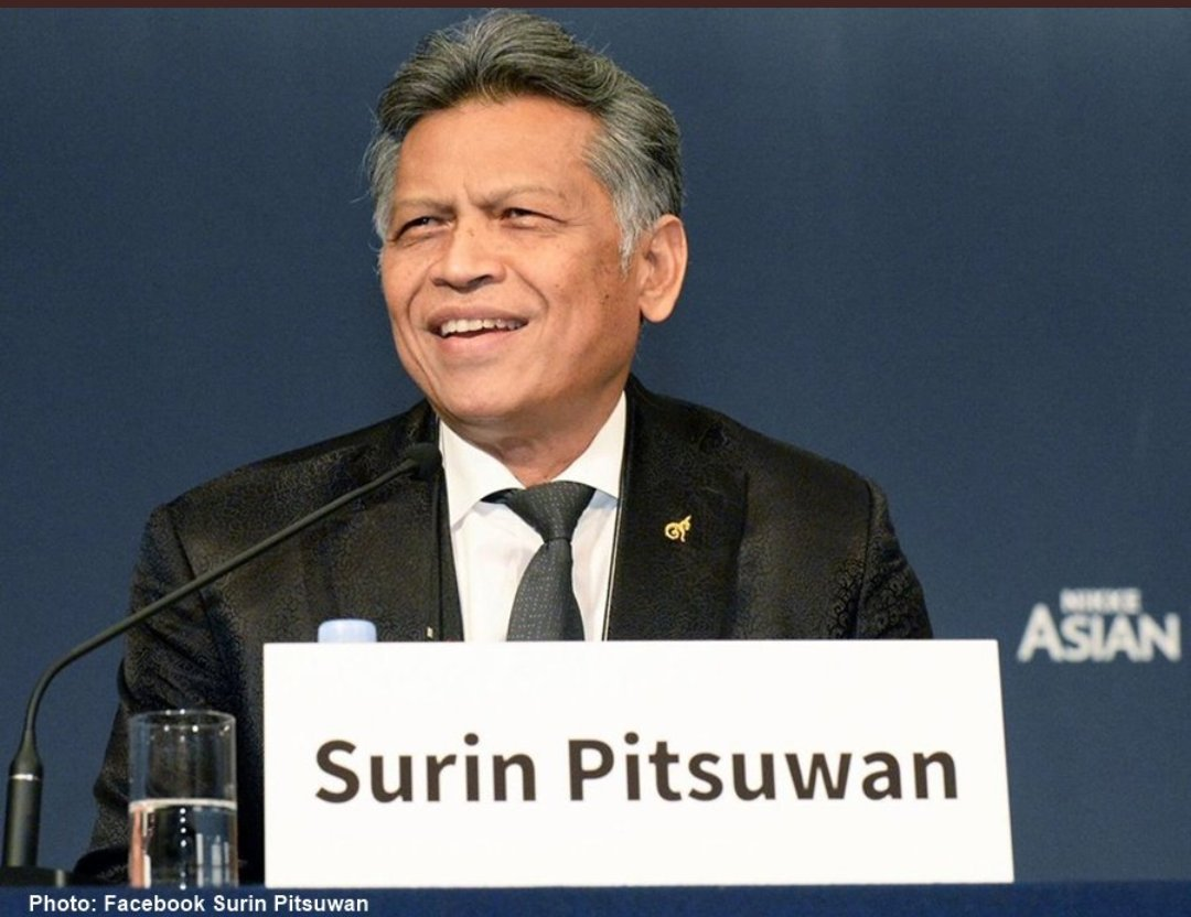 Image result for dr. surin pitsuwan
