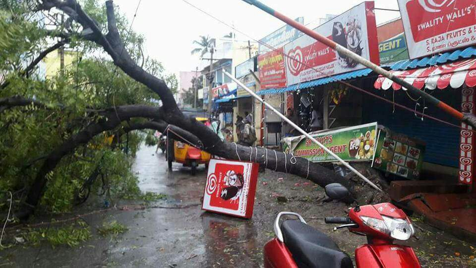 Okay! Brace yourselves! #CycloneOckhi is going to get more intense